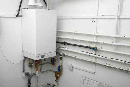 Back Boiler Installation